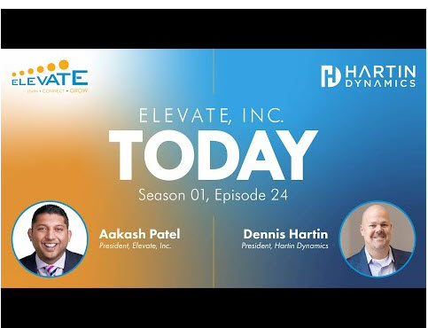 Elevate Inc TODAY Episode 24, Season 1