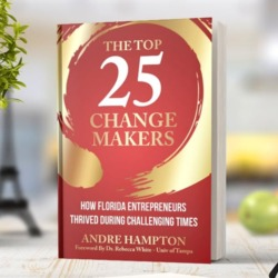 Top 25 Change Makers book